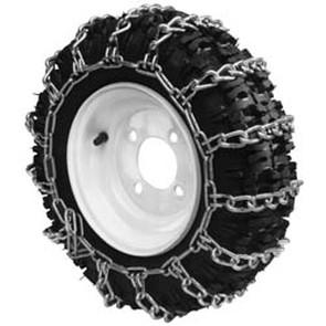41-5571 - Maxtrac 23X8.50X12 2-Link Tire Chain