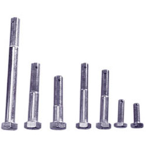 AZ8414 - Bolts With Holes 5/16-24 x 1-1/4
