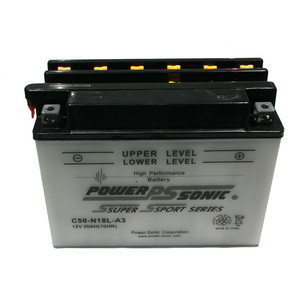 C50-N18L-A3 - Heavy Duty Battery.