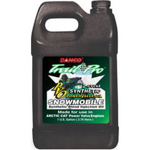 2506-A1000-1 - 1 gallon of Synthetic Blend for Arctic Cat Power Valve Snowmobiles (actual shipping charges apply)