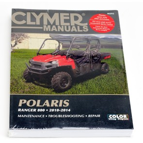 CM293 - 2010-2014 Polaris Ranger 800 series Repair & Maintenance Manual.