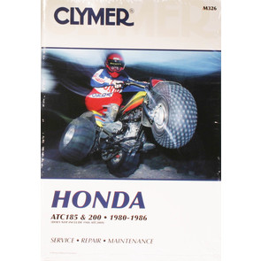 CM326 - 80-86  ATC185 & ATC200 models Honda Repair & Maintenance manual.