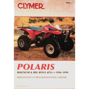 CM362 - 96-99 Polaris P425L Magnum & more Repair & Maintenance manual.