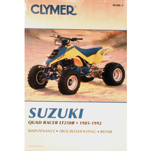 CM380 - 85-92 Suzuki LT250R Repair & Maintenance manual.