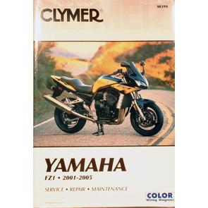 CM399 - 01-05 Yamaha FZ1 Repair & Maintenance manual