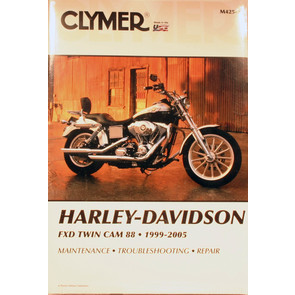 CM425 - 99-05 Harley Davidson FXD Twin Cam 88 Repair & Maintenance manual