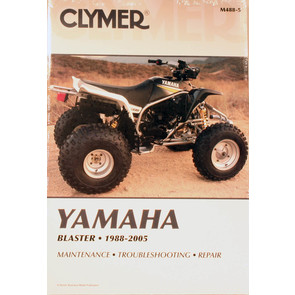 CM488 - 88-05 Yamaha YFS200 Blaster Repair & Maintenance manual.