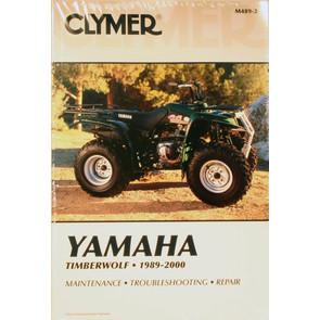 CM489 - 89-00 Yamaha YFM250/YFB250/YFB250FW Repair & Maintenance manual.