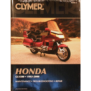 CM506 - 93-00 Honda GL1500 Gold Wing Repair & Maintenance manual