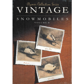 CS821 - Vintage Snowmobile Manual. 73-79 Polaris, 70-79 Ski-Doo, 75-80 Yamaha