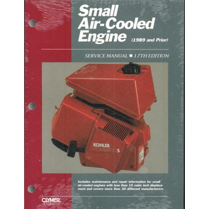 Small Air-Cooled Engine Service Manual (1989 & Prior)