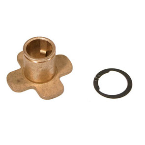 "H34B - 3/4"" Hilliard Replacement Clutch Bushing with snap ring"