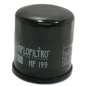 HF199 - Oil Filter for many Polaris ACE, Ranger, Scrambler and Sportsman ATVs
