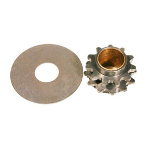 "HI1135 - 11 tooth, #35 replacement sprocket for Hilliard Extreme Clutch. With Special bushing and thrust washer. For 3/4"" bore only."