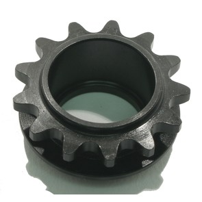 HI1335-B - 13 tooth, #35 replacement sprocket for Hilliard Clutches (new bearing style)