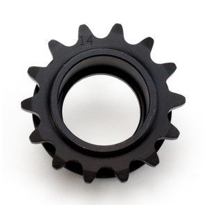 HI1435-B - 14 tooth, #35 replacement sprocket for Hilliard Clutches (new bearing style)