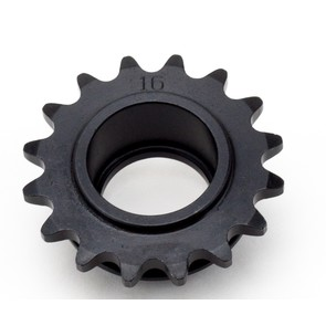 HI1635-B 16 tooth, #35 replacement sprocket for Hilliard Clutches (new bearing style)