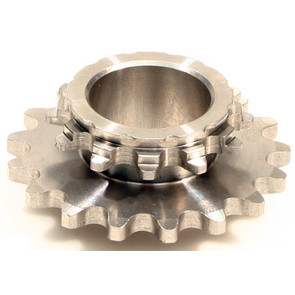 HI1735-P4 - # 9: 17 tooth, #35 replacement sprocket for Hilliard BLIZZARD Clutches