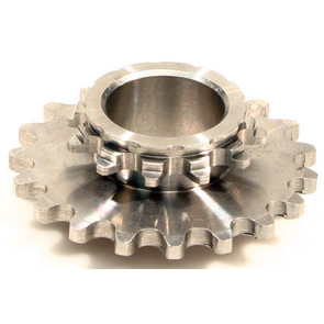 HI1935-P4 - # 9: 19 tooth, #35 replacement sprocket for Hilliard BLIZZARD Clutches