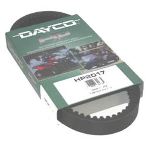 HP2017 - Dayco High Performance ATV Belt. Fits Kawasaki 04-05 Prairie 700, KFX 700 V Force, Brute Force 750