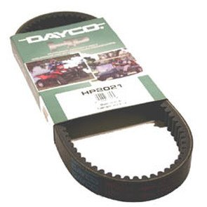 HP2021 - Dayco High Performance ATV Belt. Fits Kawasaki 99-02 Prairie 400