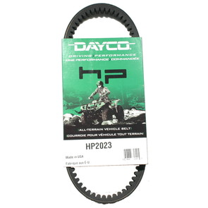 HP2023 - Dayco High Performance Utility Vehicle Belt. Fits Kawasaki Mule 520/550 Series