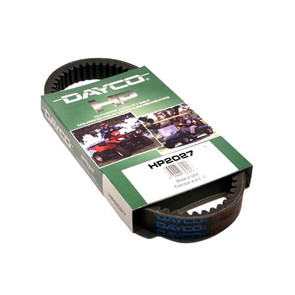 HP2027 - Dayco High Performance ATV Belt. Fits Suzuki 03 & newer Eiger 400 Auto