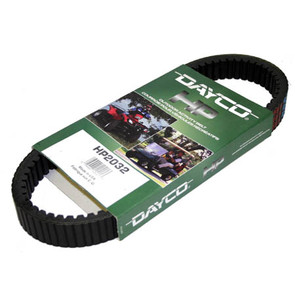 HP2032 - Dayco High Performance ATV Belt. Fits Suzuki 03 & newer Vinson 500 Auto