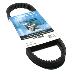 HP3004-W1 - Polaris Dayco HP (High Performance) Belt. Fits 91 Indy 650 RXL.