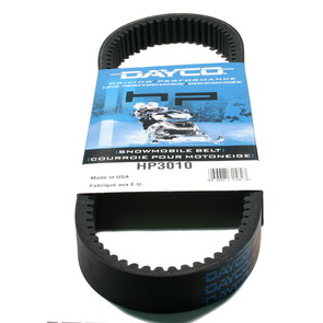 HP3010-W1 - Massey Ferguson Dayco HP (High Performance) Belt. Fits 72-82 low power Polaris Snowmobiles.
