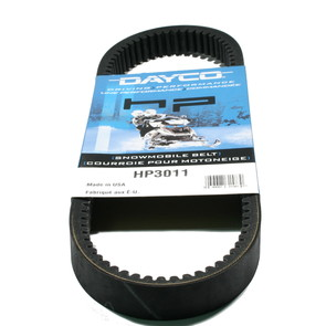HP3011-W2 - Mercury Dayco HP (High Performance) Belt. Fits 72-75 Mercury Snowmobiles.