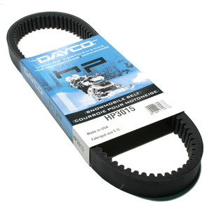 HP3015 - Arctic Cat Dayco HP (High Performance) Belt. Fits many mid power 70-75 Arctic Cat Snowmobiles.