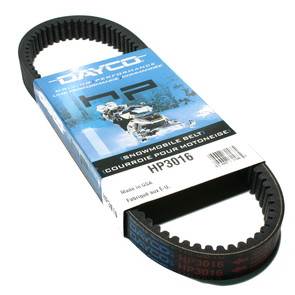 HP3016 - Arctic Cat Dayco HP (High Performance) Belt. Fits 75 & 76 Lynx