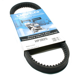 HP3025 - Honda Dayco HP (High Performance) Belt. Fits 77-85 Odyssey ATV.