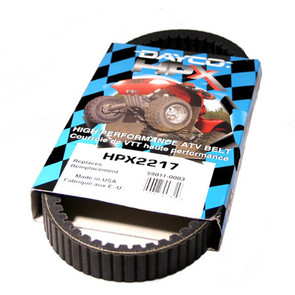 HPX2217-W2 - Arctic Cat Dayco HPX (High Performance Extreme) Belt. Fits 650 V2 models.