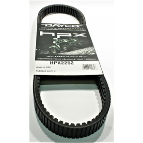 HPX2252 - John Deere Dayco HPX (High Performance Extreme) Belt. For Gator HPX