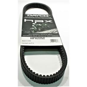 HPX2252 - John Deere Dayco HPX (High Performance Extreme) Belt. For Gator HPX