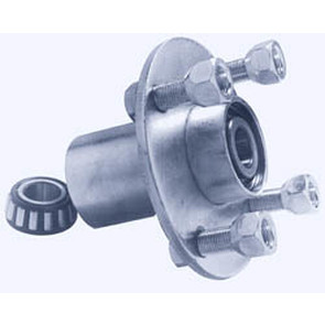 "AZ2299 - Steel Hub with 5/8"" ID Tapered Bearing"