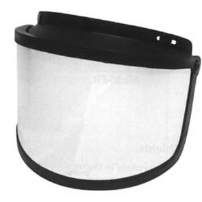 26-604 - Clear Deluxe Double Lens Shield