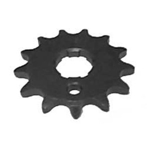 KS003358 - Kawasaki ATV 13 tooth front sprocket. Fits 87-88 KXF250-A Tecate.