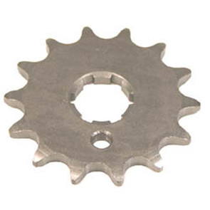 KS003359 - Kawasaki ATV 14 tooth front sprocket. Fits 87-88 KXF250-A Tecate.