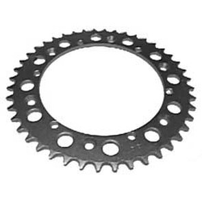 KS003379 - Yamaha ATV 44 tooth rear sprocket. Fits Blaster, Warrier & more