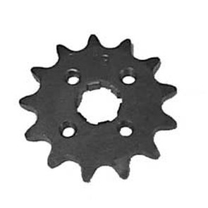 KS003401 - Honda ATV 13 tooth front sprocket. 73-81,82-85 ATC70, 86-87 TRX70