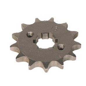 KS003414 - Yamaha ATV 13 tooth front sprocket. Fits 80-81 YT125 Tri-Moto