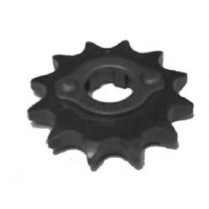 KS003509 - Honda ATV 12 tooth front sprocket. Fits 86-87 ATC125M & 87-88 TRX125.