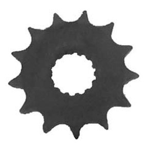 KS003517 - Suzuki ATV 13 tooth front sprocket. Fits 83-86 ALT125, 83-87 LT125