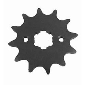 KS003521 - Honda ATV 12 tooth front sprocket. Fits TRX200SX, TRX200 & TRX200D.