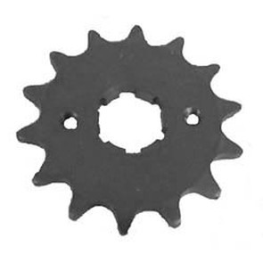 KS003679 - Yamaha ATV 14 tooth front sprocket. Breeze, Tri-Moto, Warrior, Banshee, and 250 Raptor