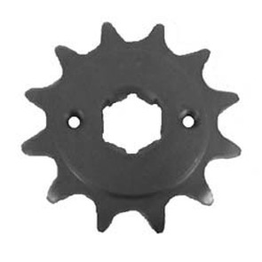 KS003790 - Honda ATV 12 tooth front sprocket. Fits 83-85 ATC200X.