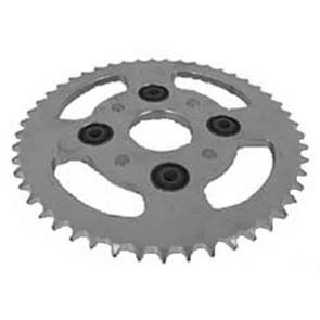 KS003823 - Honda ATV 49 tooth rear sprocket. Fits: ATC110/125/125M & TRX125